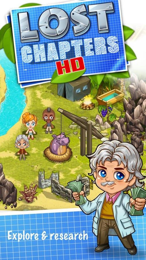 Lost Chapters HD - Imagem 2 do software