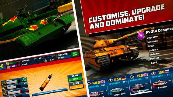 Boom! Tanks - Imagem 1 do software