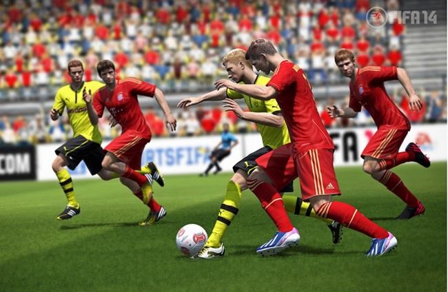 FIFA 14 DEMO.