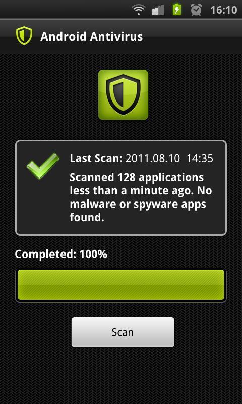 Android Antivirus - Imagem 2 do software