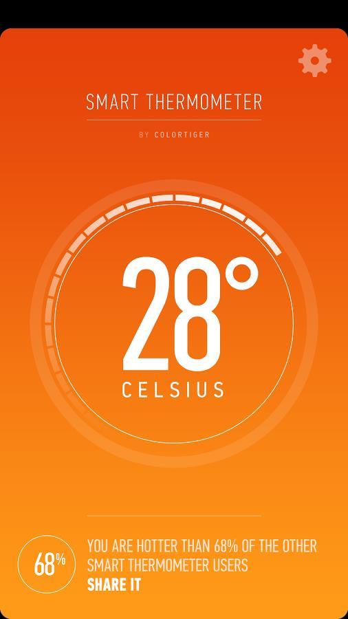 Smart Thermometer - Imagem 1 do software