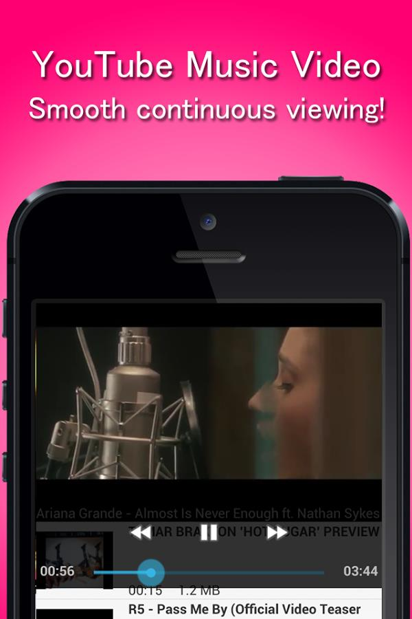 MusicClip:YouTube Music Video - Imagem 1 do software