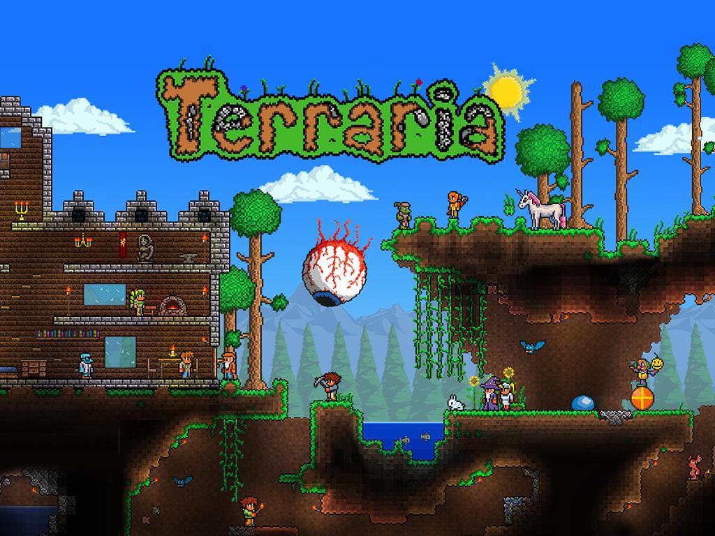 Terraria - Imagem 1 do software