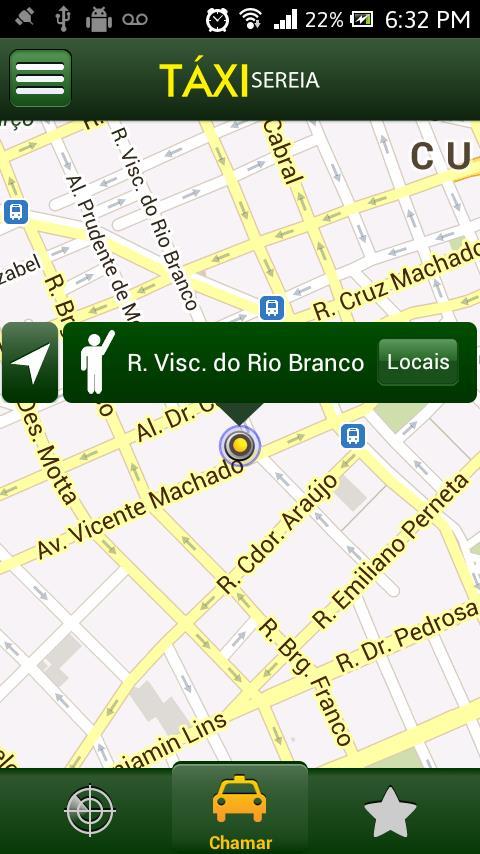 Taxi Sereia - Taxi em Curitiba - Imagem 1 do software