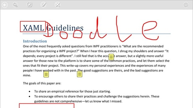 Radaee PDF Reader.