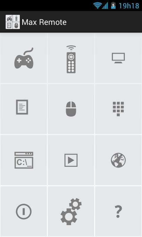 Max Remote Beta - Imagem 1 do software