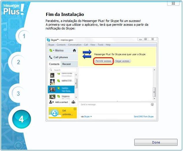 Messenger Plus! for Skype - Imagem 2 do software