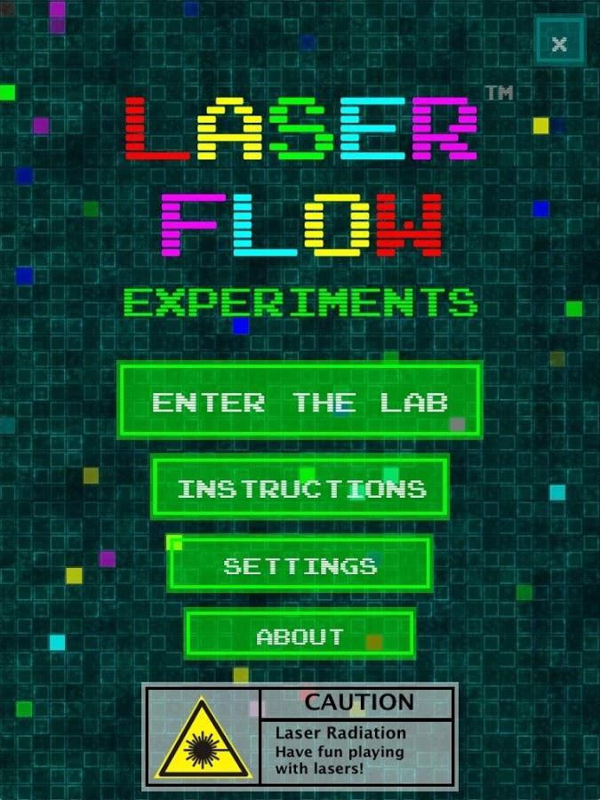 Laser Flow - Imagem 2 do software