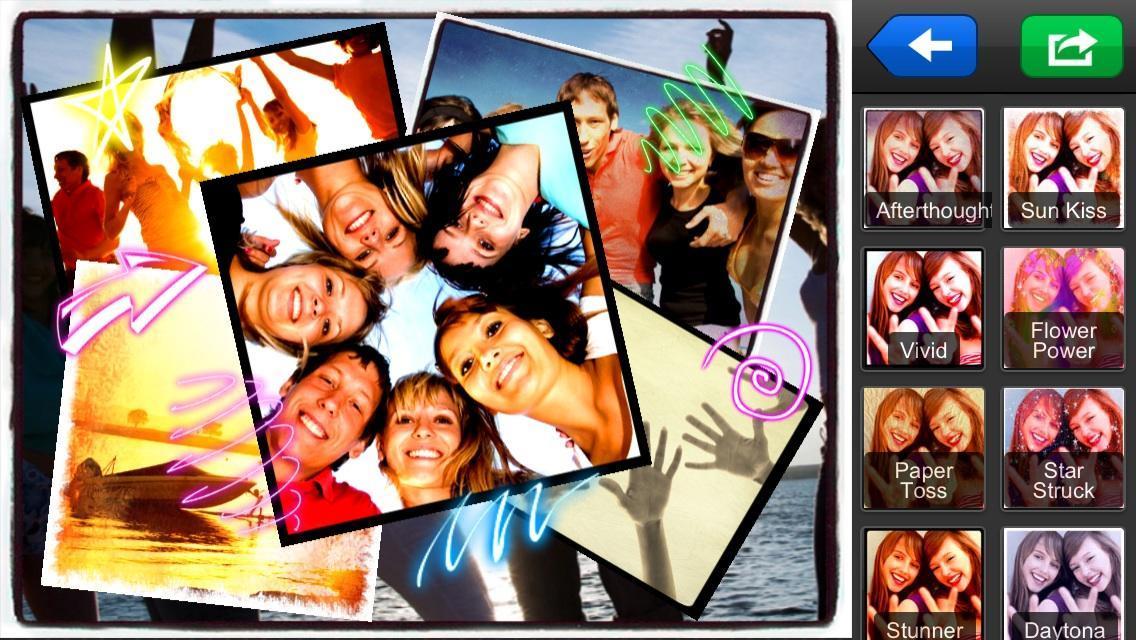 piZap Photo Collage & Stickers - Imagem 1 do software
