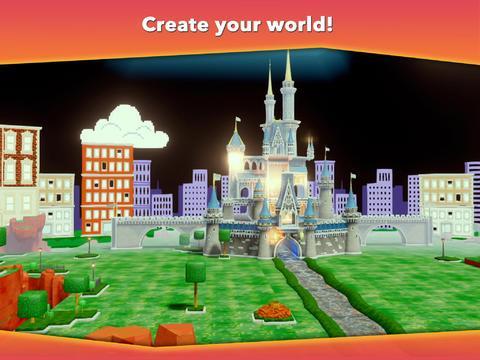 Disney Infinity Toy Box - Imagem 1 do software