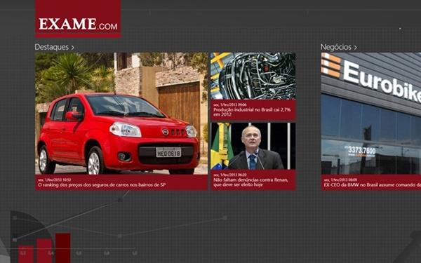 Exame.com - Imagem 1 do software