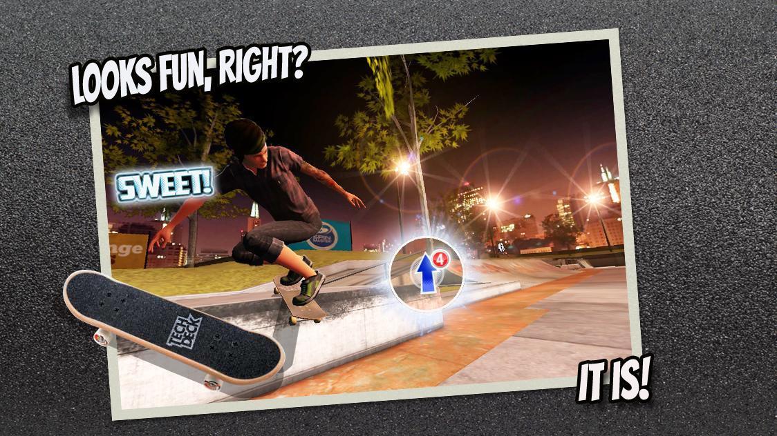 Tech Deck Skateboarding - Imagem 1 do software