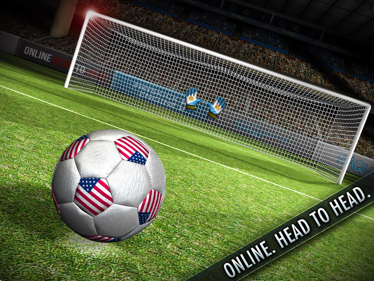 Soccer Showdown 2014 - Imagem 1 do software