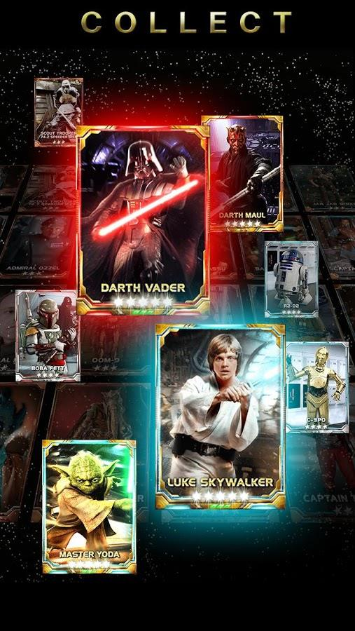 Star Wars Force Collection - Imagem 2 do software