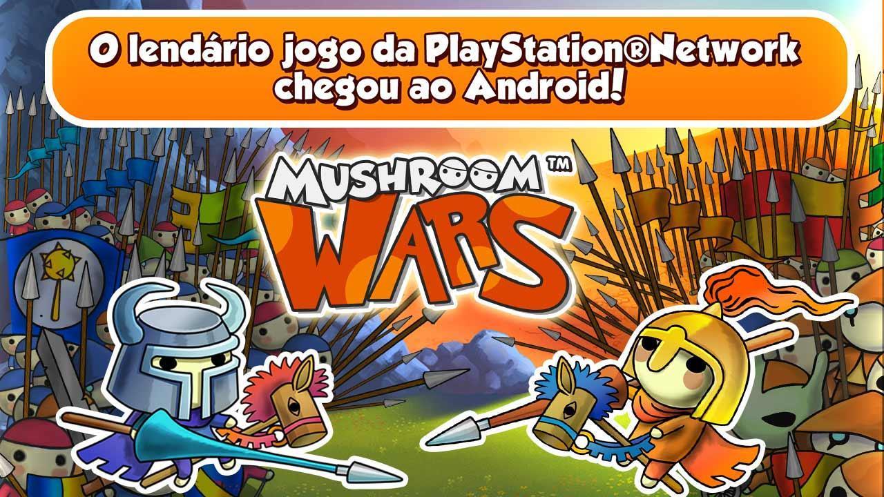 Mushroom Wars - Imagem 1 do software