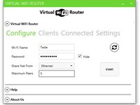 Imagem 4 do Virtual Wi-Fi Router