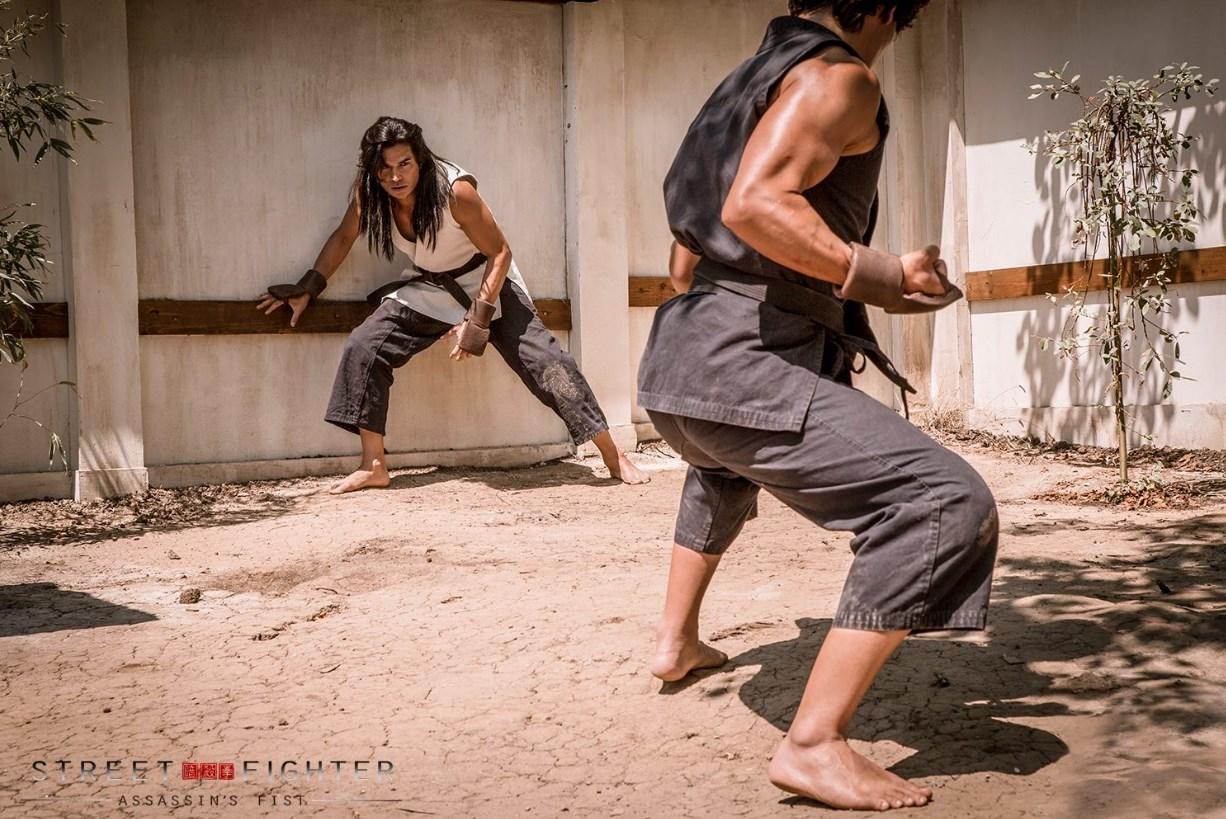 Facebook - Street Fighter: Assassin's Fist