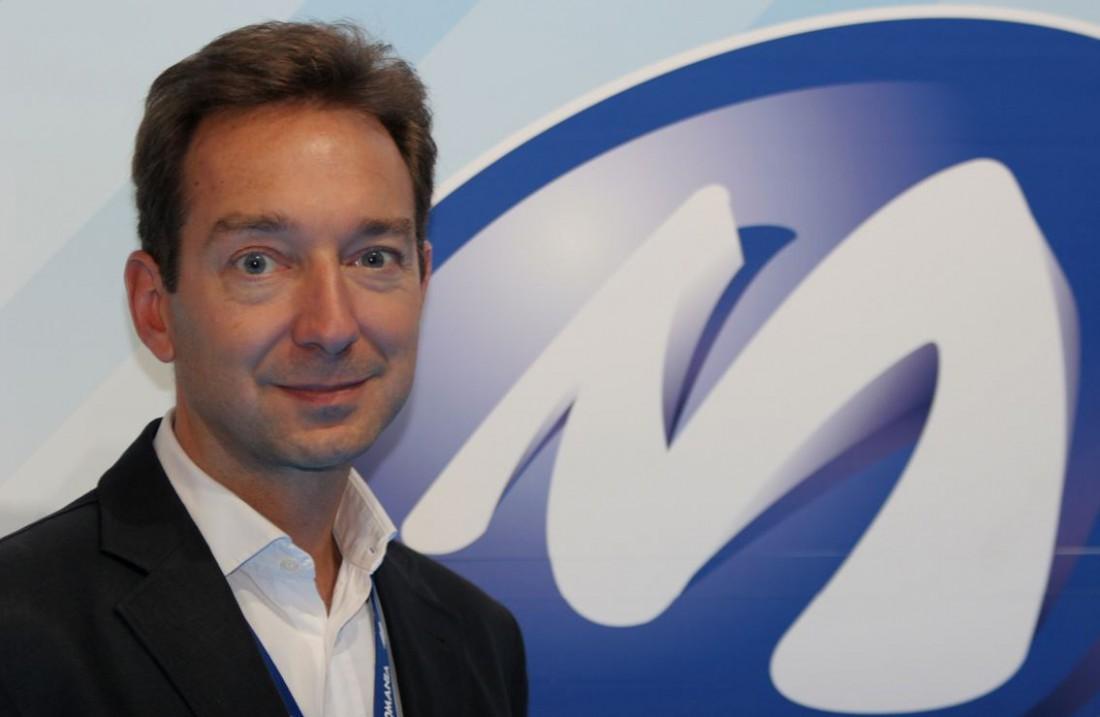 Pierre Cuilleret, chefe da distribuidora europeia Micromania. Reprodução/Challenges