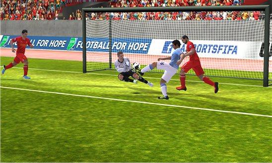 FIFA 14 chega ao Windows Phone