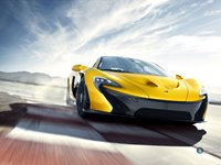 Imagem 2 do McLaren P1 Windows 7 Theme