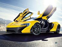 Imagem 4 do McLaren P1 Windows 7 Theme