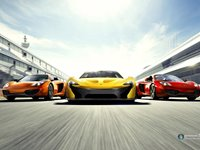Imagem 5 do McLaren P1 Windows 7 Theme