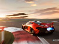 Imagem 9 do McLaren P1 Windows 7 Theme