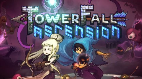 Jogo Multiplayer TowerFall: Ascension