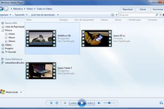 atualizar windows media player