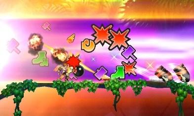 Samus e Greninja são as estrelas das novas imagens de Super Smash Bros