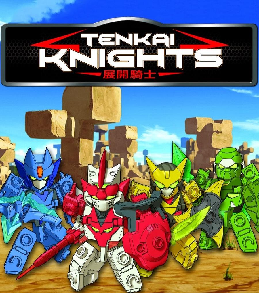 Tenkai Knights: Brave Battles