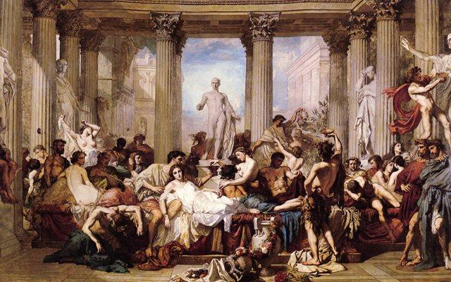 Reprodução/Neoclassicism