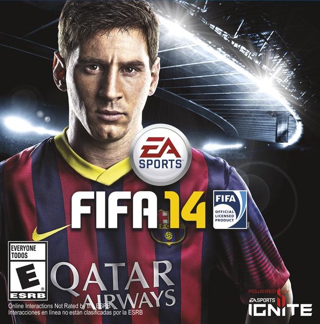 FIFA 14 - PS4/XONE