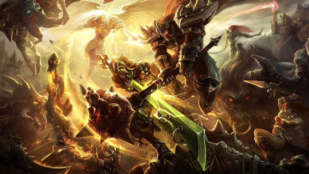 League of Legends marcará presença no maior torneio de games da América Latina
