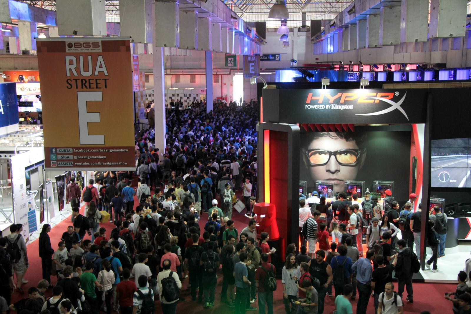 Divulgação/Brasil Game Show