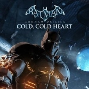 Batman: Arkham Origins - Cold Cold Heart