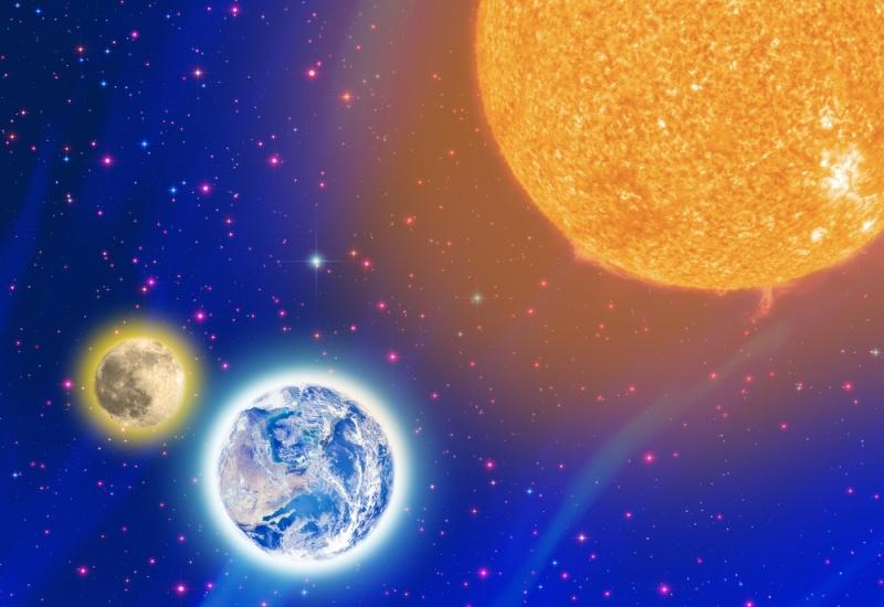 Unidade astronômica (UA ou AU) — Astronoo