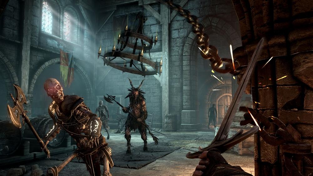 Hellraid vem das mãos da equipe de Dead Island para PS4, Xbox One e PC