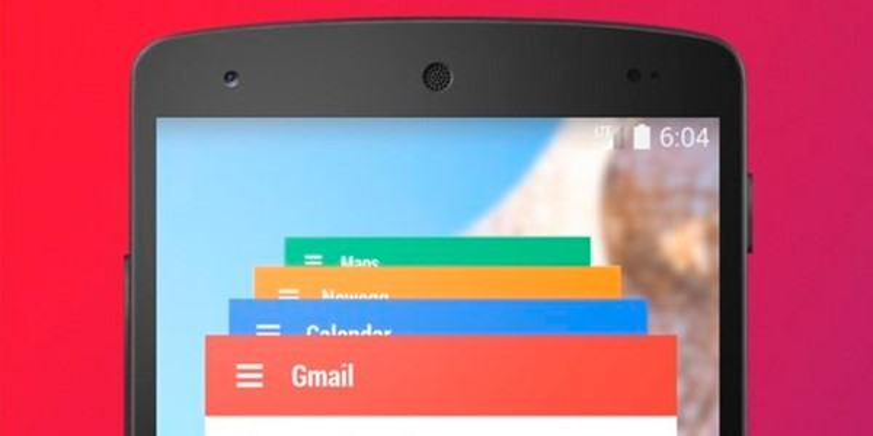 Nova interface para Android pode estar sendo criada pela Google [rumor]