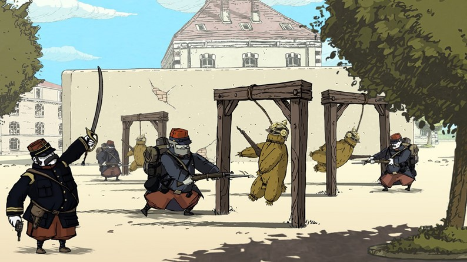 Jogo da Ubisoft focado na Primeira Guerra ganha data de lançamento