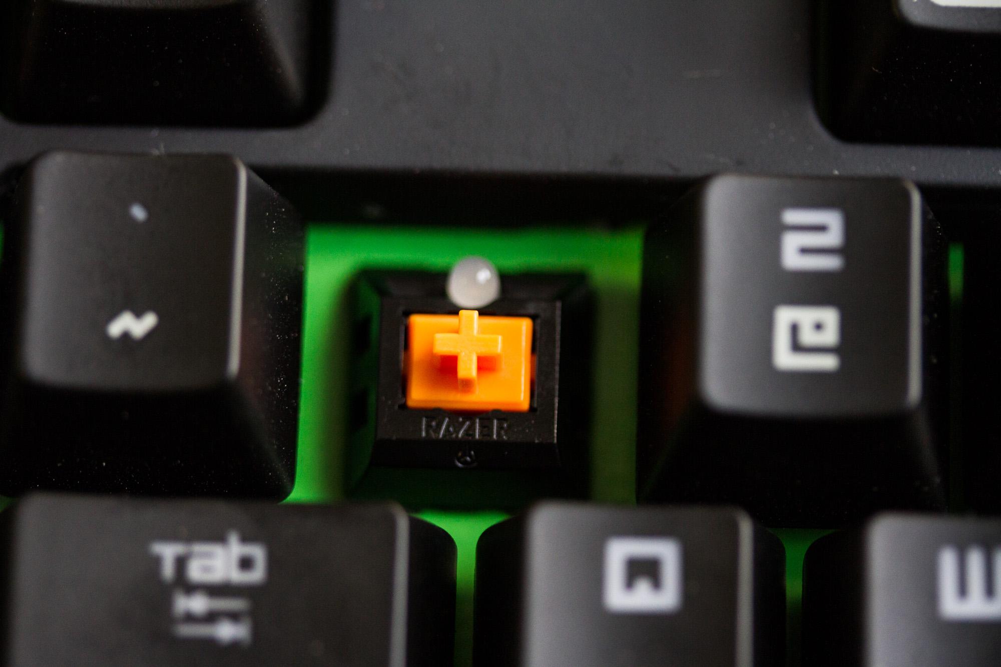 Review: teclado gamer Razer BlackWidow Ultimate Stealth