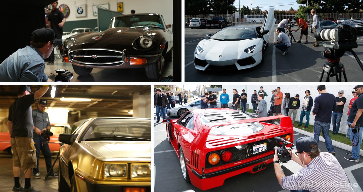 3996687342e Ouça o ronco dos motores de alguns dos carros mais épicos da história
