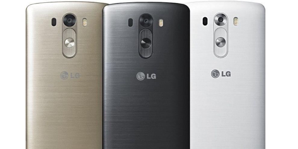 LG G3: resumo da conferência de lançamento