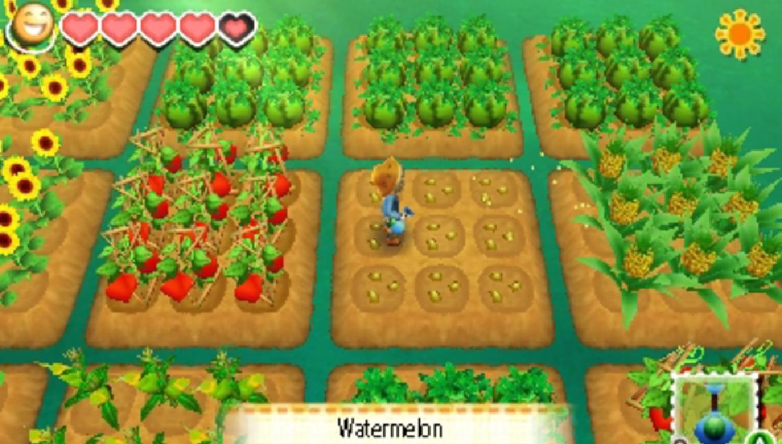 """Story of Seasons é o novo """"Harvest Moon"""" para 3DS que será lançado este ano"""