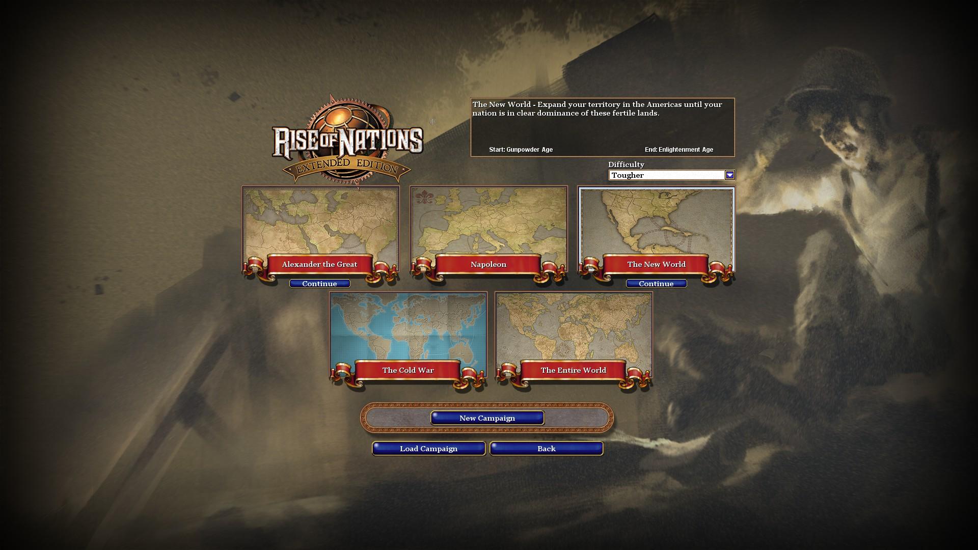 Rise of Nations: Extented Edition chega este mês ao Steam [vídeo]