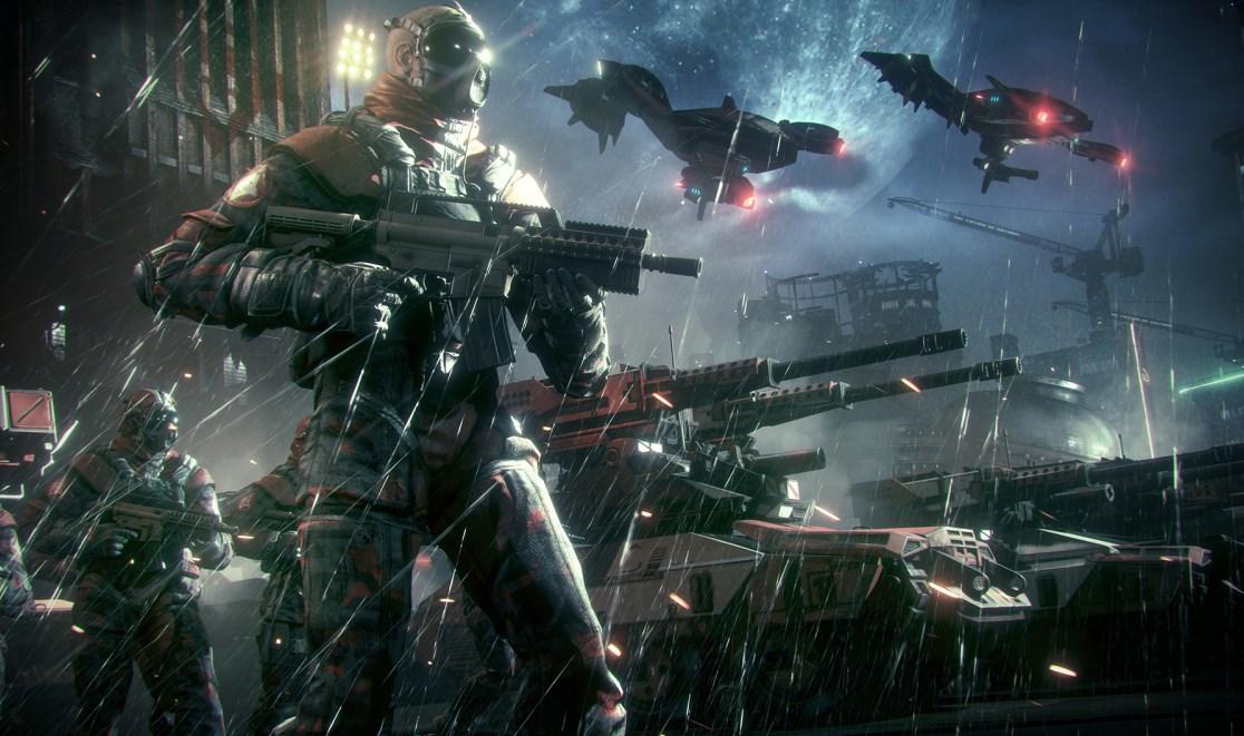 Batman: Arkham Knight é adiado para 2015, mas ganha novo trailer