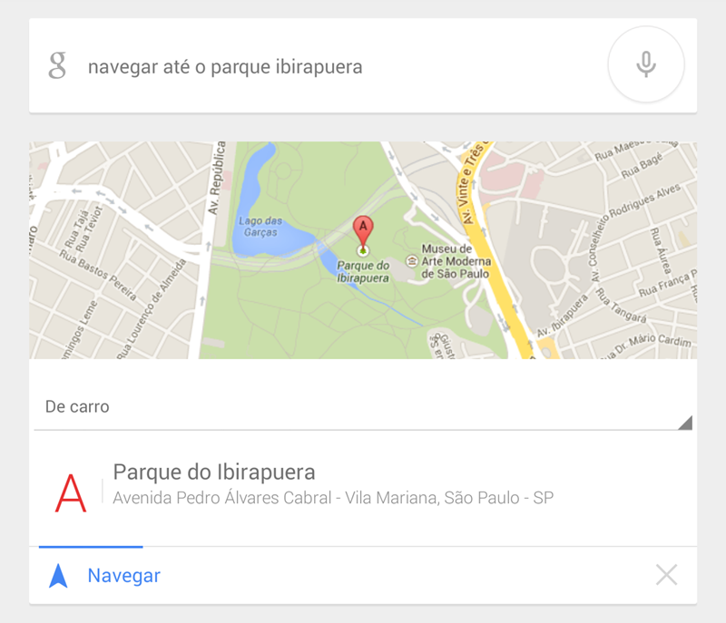 35 Novos comandos do Google Now