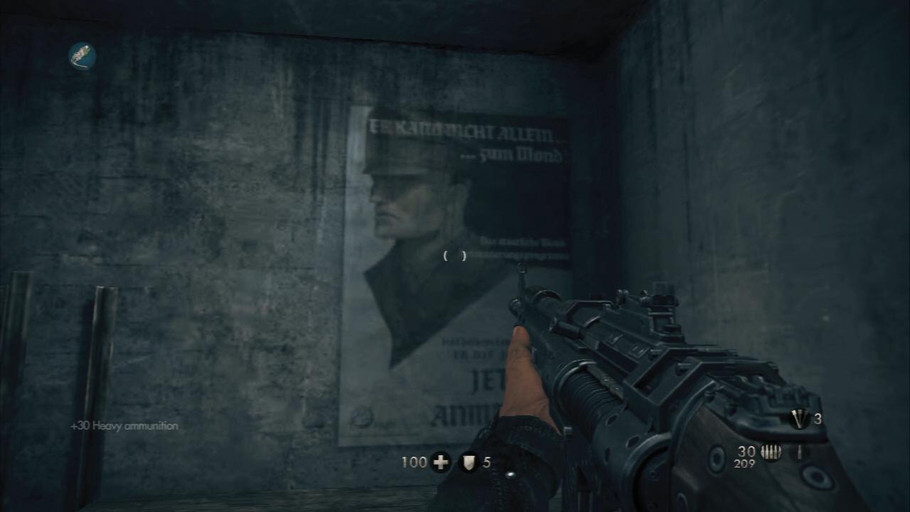 Há muita diferença gráfica entre as versões de Wolfenstein: The New Order?