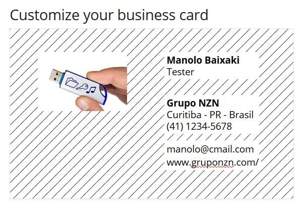 Business card maker download imagem 5 do business card maker reheart Images