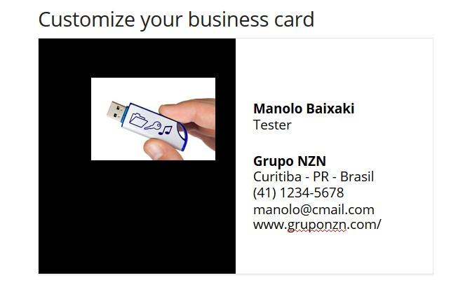 Business card maker download imagem 6 do business card maker reheart Images